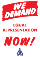we-demand-equal-representation